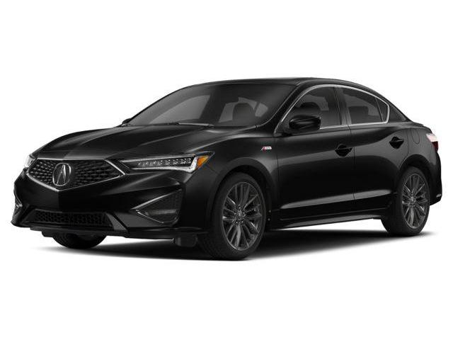 2019 Acura ILX Premium A-Spec (Stk: AT345) in Pickering - Image 1 of 2