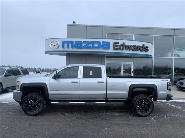 2018 Chevrolet Silverado 2500HD WT (Stk: 21630) in Pembroke - Image 1 of 10