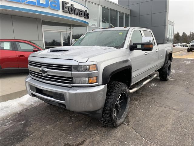2018 Chevrolet Silverado 2500HD WT (Stk: 21630) in Pembroke - Image 2 of 10