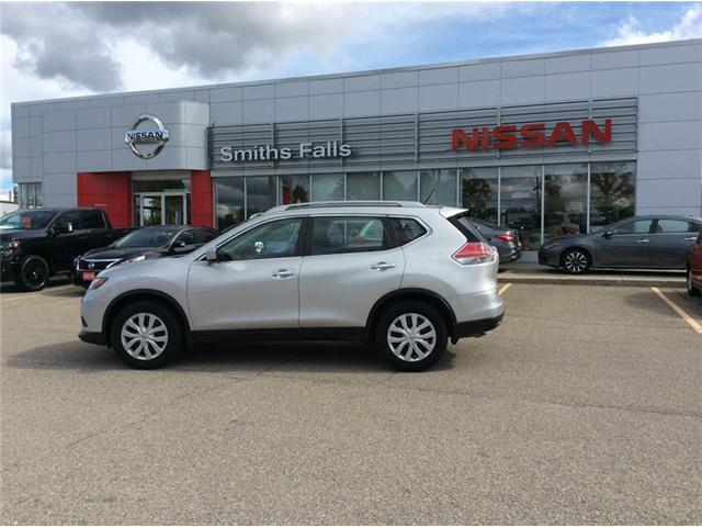 2015 Nissan Rogue S (Stk: 18-243A) in Smiths Falls - Image 1 of 13