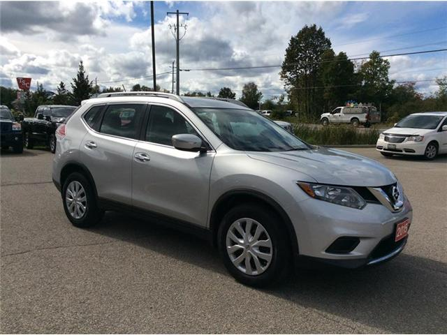2015 Nissan Rogue S (Stk: 18-243A) in Smiths Falls - Image 5 of 13