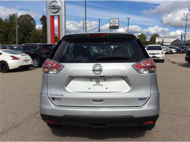 2015 Nissan Rogue S (Stk: 18-243A) in Smiths Falls - Image 8 of 13