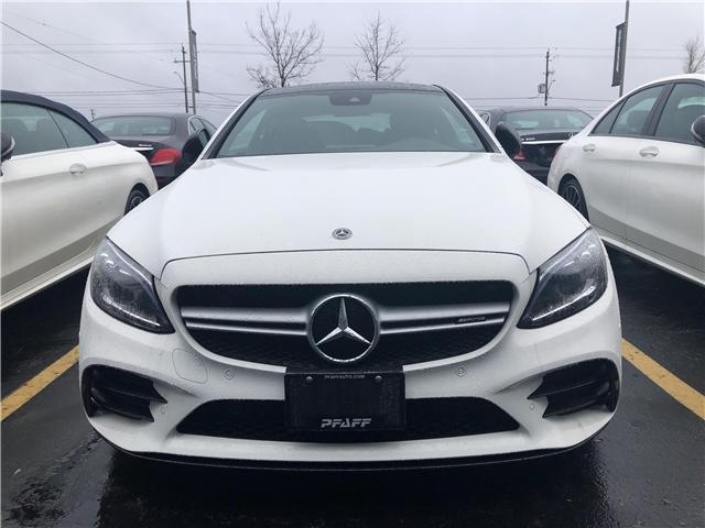 2019 Mercedes-Benz AMG C 43 Base (Stk: 38742) in Kitchener - Image 2 of 5