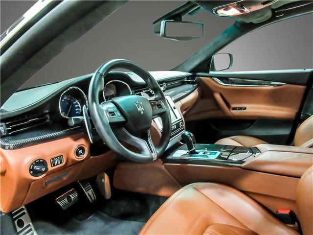 2015 Maserati Quattroporte S Q4 (Stk: U4189) in Vaughan - Image 9 of 26