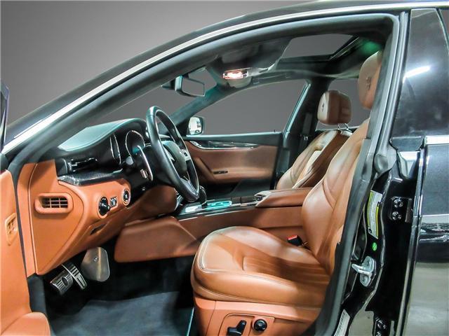 2015 Maserati Quattroporte S Q4 (Stk: U4189) in Vaughan - Image 10 of 26