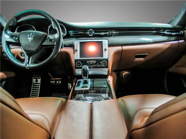 2015 Maserati Quattroporte S Q4 (Stk: U4189) in Vaughan - Image 12 of 26
