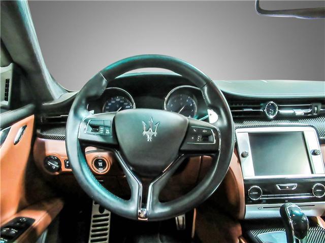 2015 Maserati Quattroporte S Q4 (Stk: U4189) in Vaughan - Image 13 of 26
