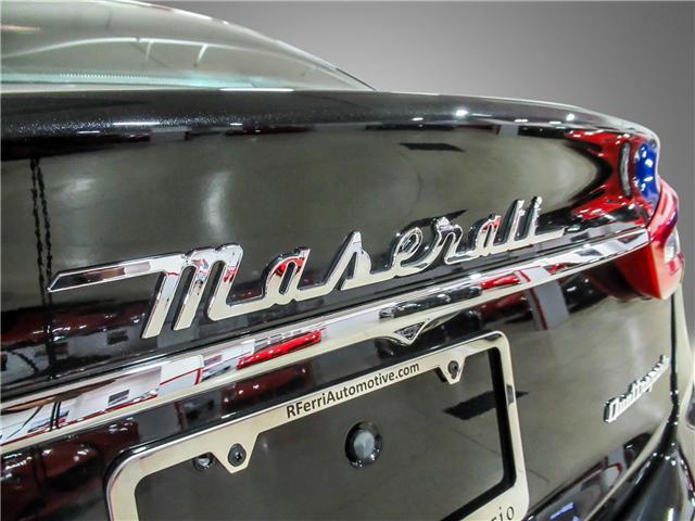 2015 Maserati Quattroporte S Q4 (Stk: U4189) in Vaughan - Image 17 of 26