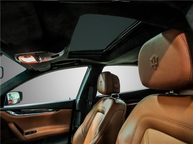 2015 Maserati Quattroporte S Q4 (Stk: U4189) in Vaughan - Image 22 of 26