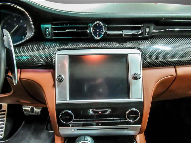 2015 Maserati Quattroporte S Q4 (Stk: U4189) in Vaughan - Image 23 of 26