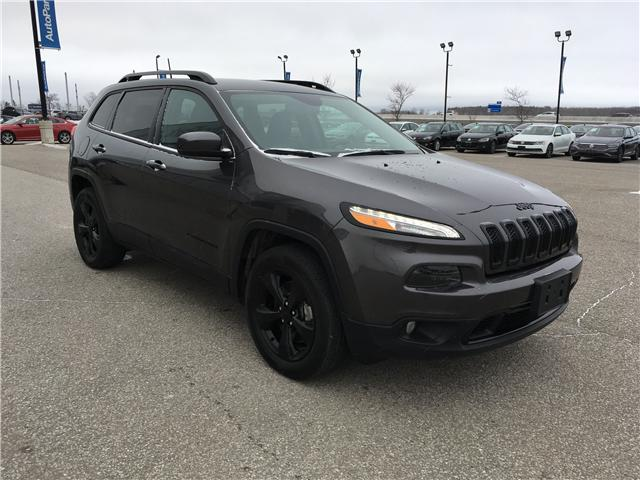 2018 Jeep Cherokee Limited (Stk: 18-25296RMB) in Barrie - Image 3 of 28