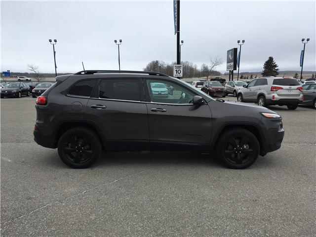 2018 Jeep Cherokee Limited (Stk: 18-25296RMB) in Barrie - Image 4 of 28