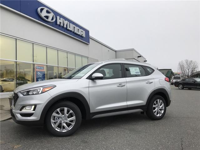 2019 Hyundai Tucson Preferred (Stk: H96-6438) in Chilliwack - Image 1 of 10