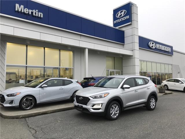2019 Hyundai Tucson Preferred (Stk: H96-6438) in Chilliwack - Image 2 of 10