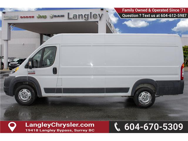 2016 RAM ProMaster 3500 High Roof (Stk: EE899860) in Surrey - Image 4 of 24