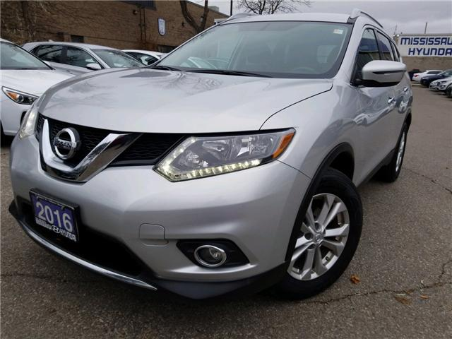2016 Nissan Rogue SV (Stk: op10073) in Mississauga - Image 1 of 24