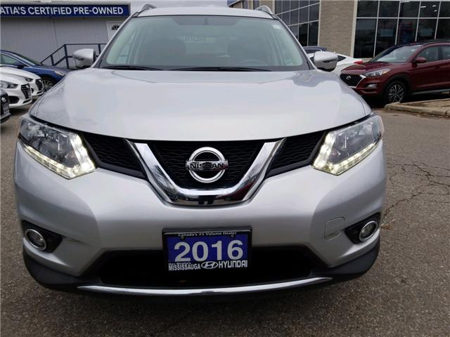 2016 Nissan Rogue SV (Stk: op10073) in Mississauga - Image 2 of 24