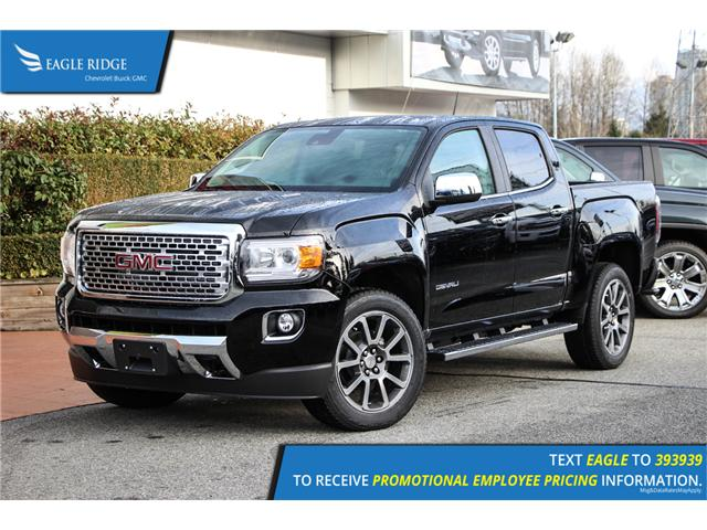 2019 GMC Canyon Denali (Stk: 98014A) in Coquitlam - Image 1 of 17