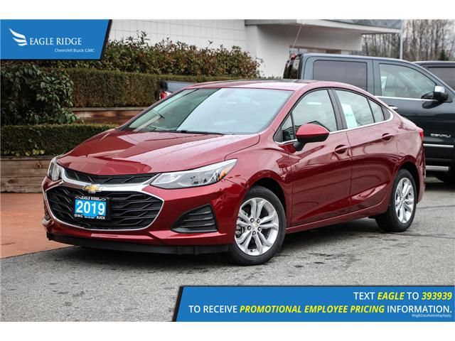2019 Chevrolet Cruze LT (Stk: 91507A) in Coquitlam - Image 1 of 18