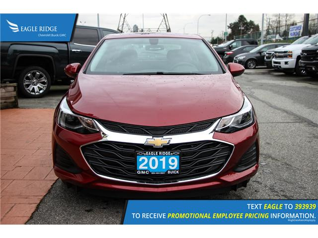 2019 Chevrolet Cruze LT (Stk: 91507A) in Coquitlam - Image 2 of 18