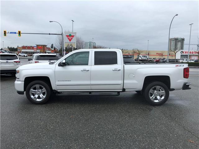 2016 Chevrolet Silverado 1500 2LZ (Stk: 16-162762) in Abbotsford - Image 4 of 15