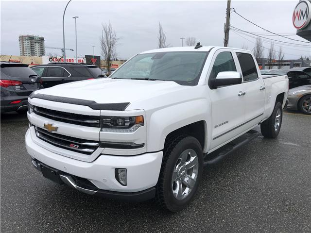 2016 Chevrolet Silverado 1500 2LZ (Stk: 16-162762) in Abbotsford - Image 3 of 15