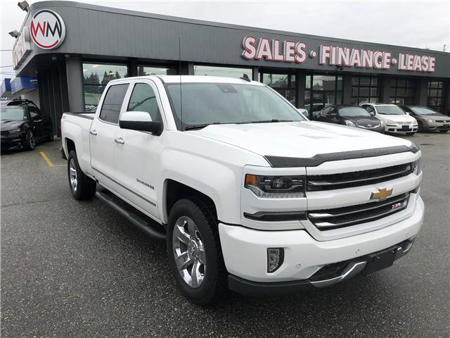 2016 Chevrolet Silverado 1500 2LZ (Stk: 16-162762) in Abbotsford - Image 1 of 15