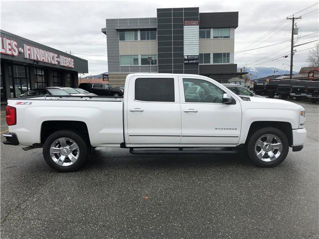 2016 Chevrolet Silverado 1500 2LZ (Stk: 16-162762) in Abbotsford - Image 5 of 15