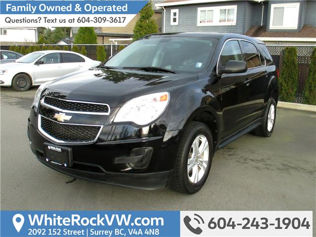 2011 Chevrolet Equinox LS (Stk: JA597308A) in Surrey - Image 1 of 21