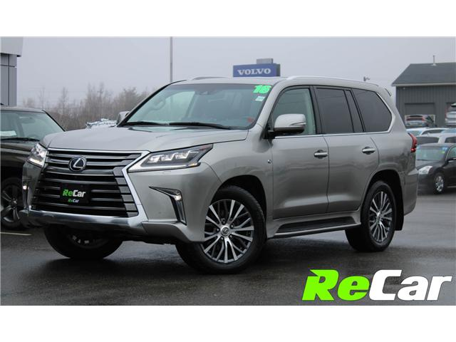 2016 Lexus LX 570  (Stk: 181329B) in Fredericton - Image 1 of 26