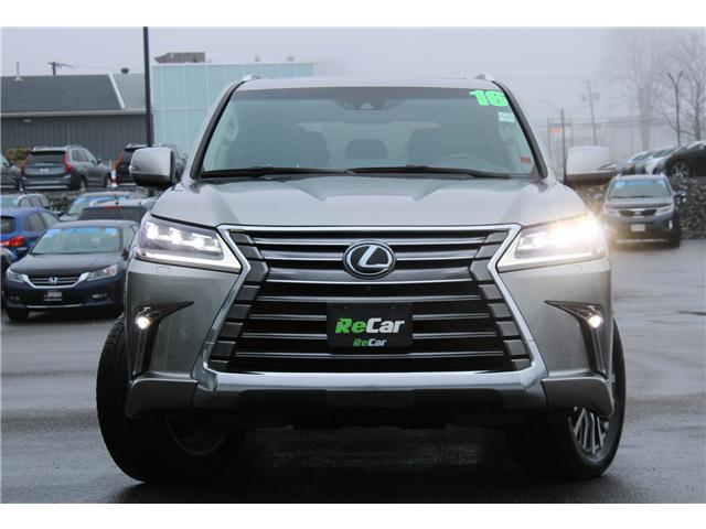 2016 Lexus LX 570  (Stk: 181329B) in Fredericton - Image 2 of 26