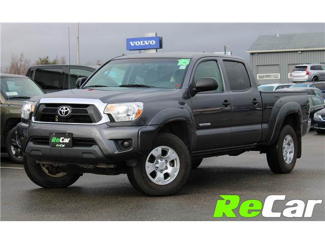 2015 Toyota Tacoma  (Stk: 181419A) in Fredericton - Image 1 of 23