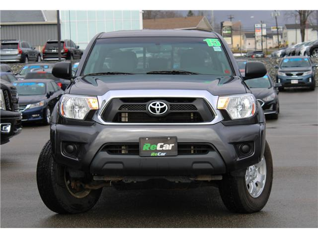 2015 Toyota Tacoma  (Stk: 181419A) in Fredericton - Image 2 of 23