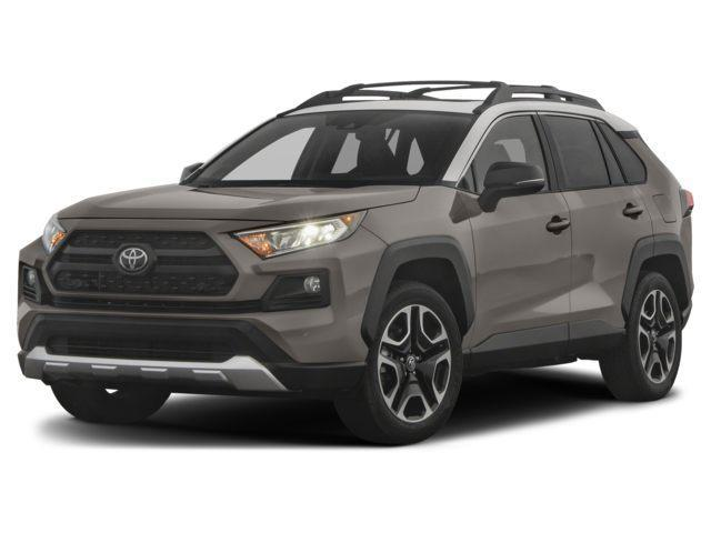 2019 Toyota RAV4 Trail (Stk: N37318) in Goderich - Image 1 of 2