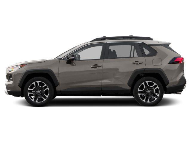 2019 Toyota RAV4 Trail (Stk: N37318) in Goderich - Image 2 of 2
