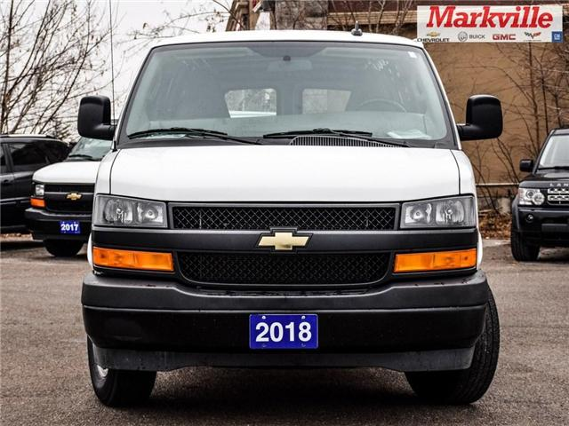 2018 Chevrolet Express 2500 EXT CARGO- GM CERTIFIED PRE-OWNED (Stk: P6251) in Markham - Image 2 of 22