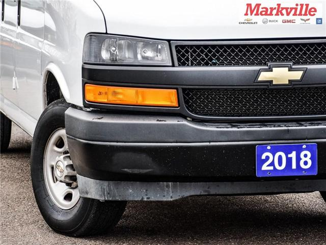 2018 Chevrolet Express 2500 EXT CARGO- GM CERTIFIED PRE-OWNED (Stk: P6251) in Markham - Image 7 of 22
