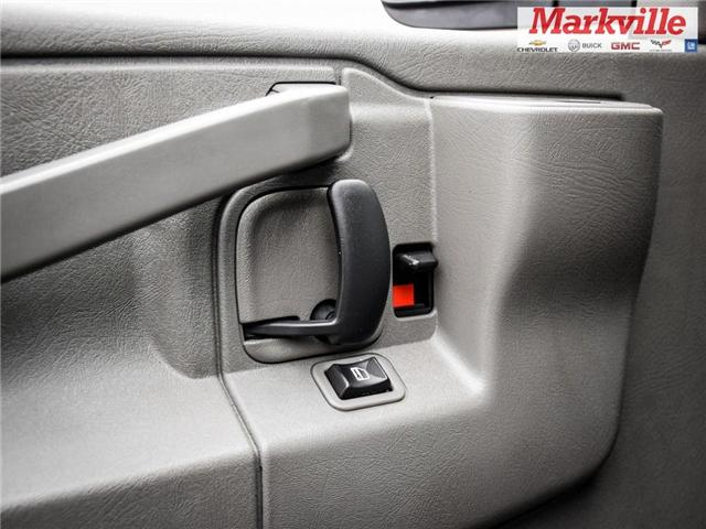 2018 Chevrolet Express 2500 EXT CARGO- GM CERTIFIED PRE-OWNED (Stk: P6251) in Markham - Image 10 of 22