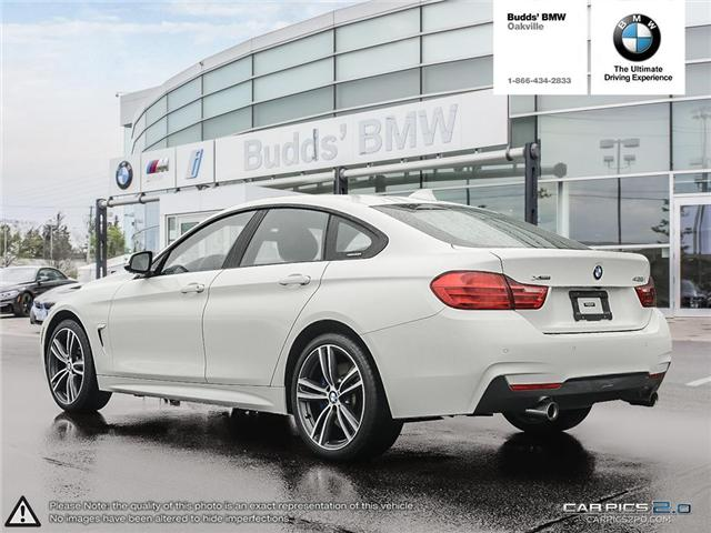 2016 BMW 435i xDrive Gran Coupe (Stk: DB5480) in Oakville - Image 4 of 22