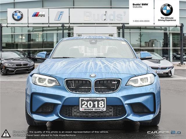 2018 BMW M2 Base (Stk: DB5478) in Oakville - Image 2 of 22