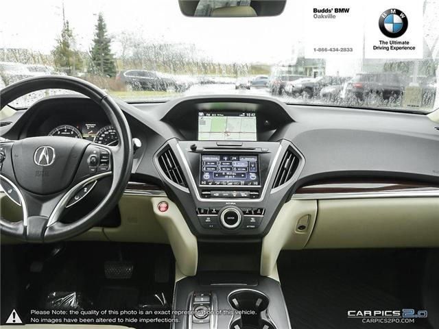 2016 Acura MDX Technology Package (Stk: T674875A) in Oakville - Image 7 of 22
