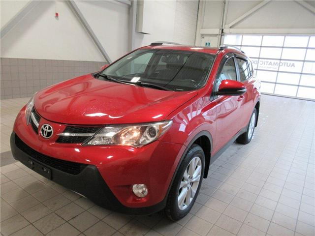 2015 Toyota RAV4 Limited (Stk: 15828A) in Toronto - Image 1 of 15