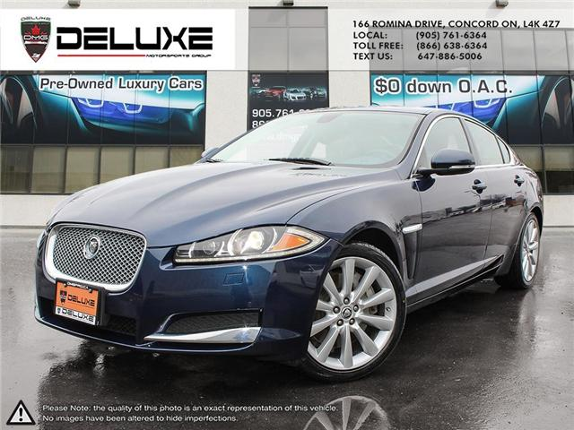 2013 Jaguar XF 3.0L (Stk: D0515) in Concord - Image 1 of 17