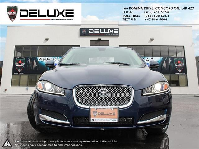 2013 Jaguar XF 3.0L (Stk: D0515) in Concord - Image 2 of 17