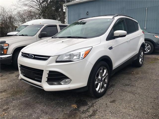 2013 Ford Escape SEL (Stk: 1FMCU0) in Belmont - Image 1 of 18