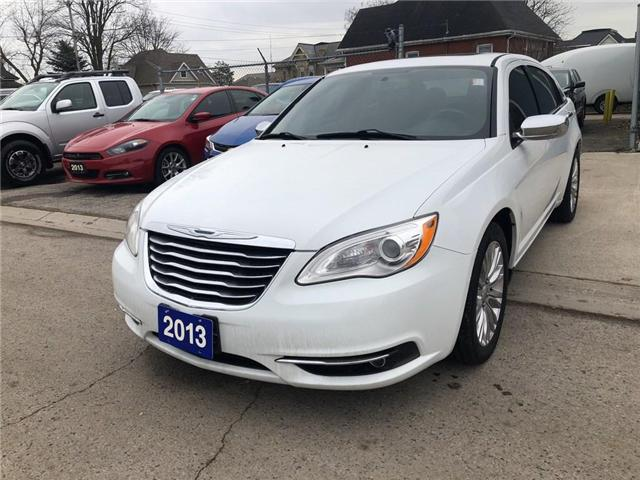 2013 Chrysler 200 Limited (Stk: 1C3CCB) in Belmont - Image 2 of 18
