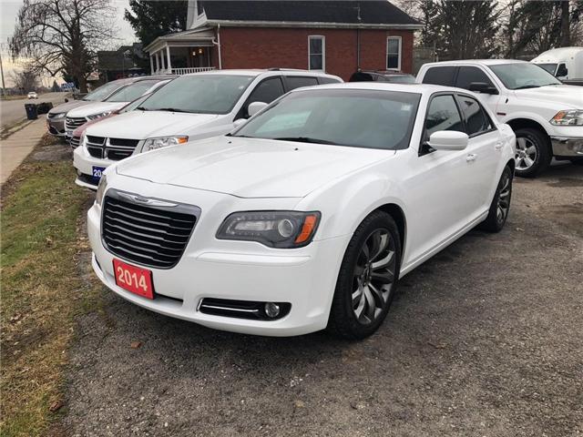 2014 Chrysler 300 S (Stk: 2C3CCA) in Belmont - Image 2 of 18