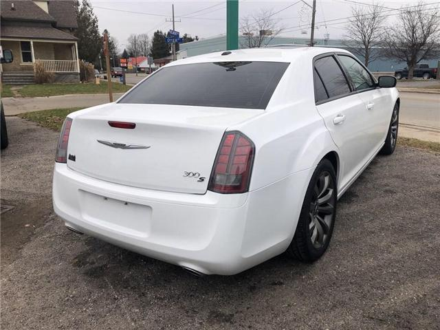 2014 Chrysler 300 S (Stk: 2C3CCA) in Belmont - Image 5 of 18