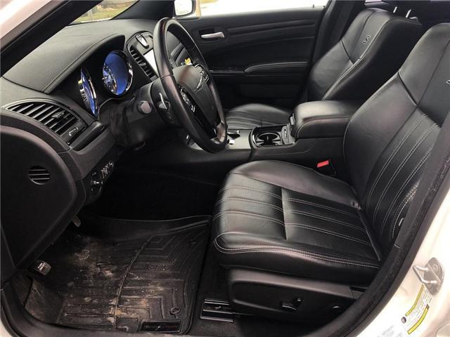 2014 Chrysler 300 S (Stk: 2C3CCA) in Belmont - Image 11 of 18