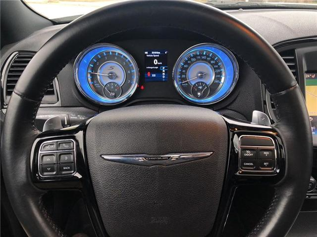 2014 Chrysler 300 S (Stk: 2C3CCA) in Belmont - Image 16 of 18